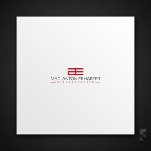 Steuerberater Mag. Anton Erharter sucht Logo-Design