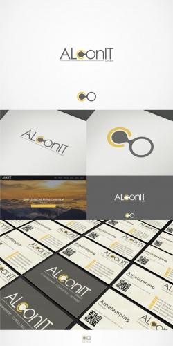 Logo Design Visitenkarte Für Ein It Consul Logo