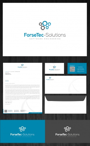 Corporate Design für Softwarefirma
