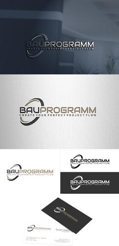 Logo-Design für Bauprogramm