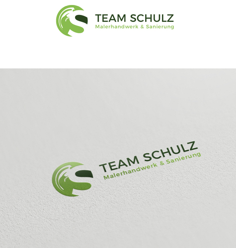 Logo-Design für Malerhandwerk & Sanierung