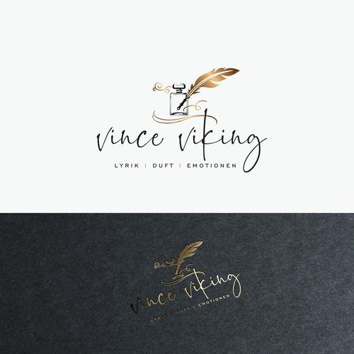 Logo-Design für Lyrik & Emotionen in Verbindung mit Parfüm