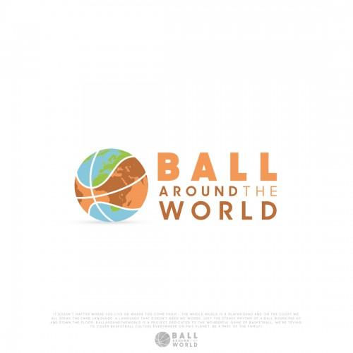 Logo-Design für ein längerfristiges Film- und Basketballprojekt