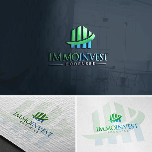 Logo-Design für Beratung & Verkauf von Investment Immobilien