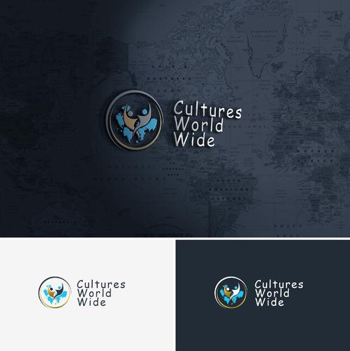 Logo-Design für selbstständige interkulturelle Beraterin/Trainerin