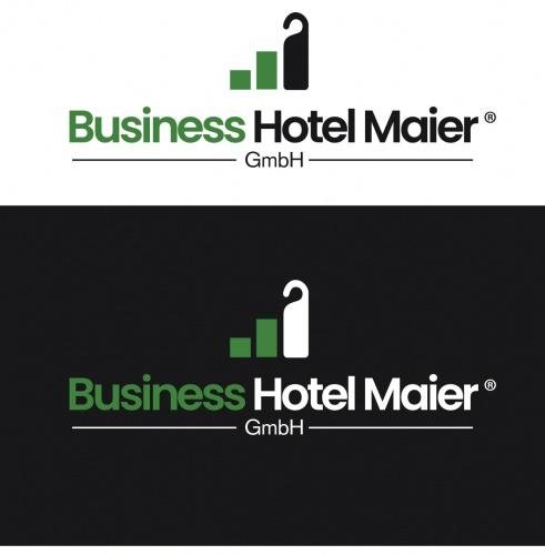 Logo-Design für Business Hotel