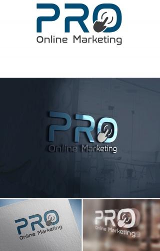 Logo-Design für Online Marketing