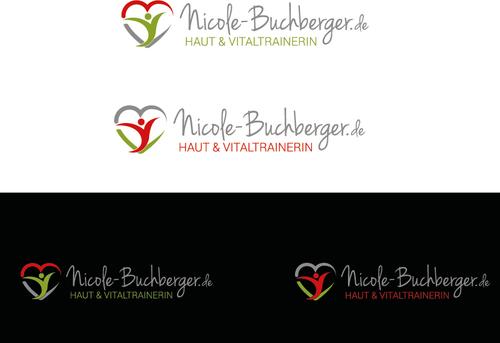 Logo-Design für Haut- und Vitaltrainerin