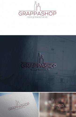 Onlinehandel für Grappa und erlesene Brände sucht Logo & Social Media Design
