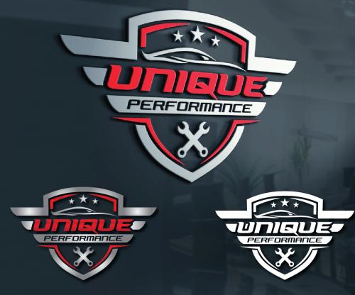 Logo-Design für Fahrzeugservice