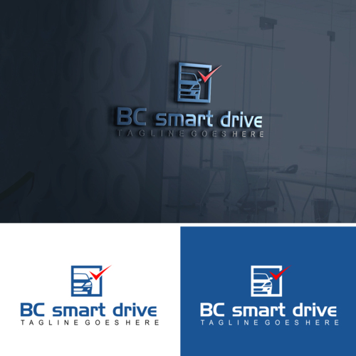 Hochwertiges Logo-Design für Automobilunternehmen