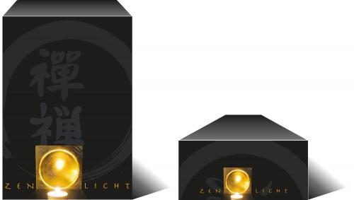 Verpackungsdesign Feinkarton Design & Verpackungstray für Kerzenlicht gesucht