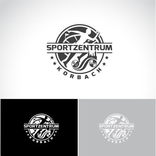 Logo-Design für ein Sportzentrum
