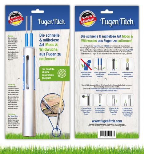 Packaging Design voor een tuin Gert