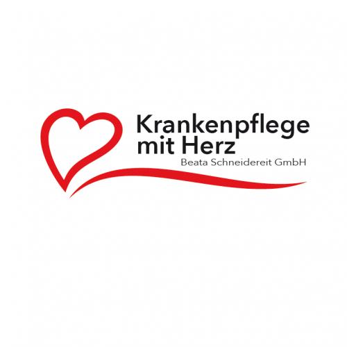 Logo-Design für Krankenpflege