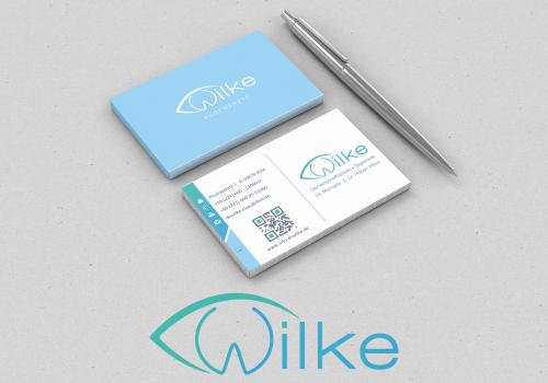 Logo-Design für Augenärztliche Gemeinschaftspraxis