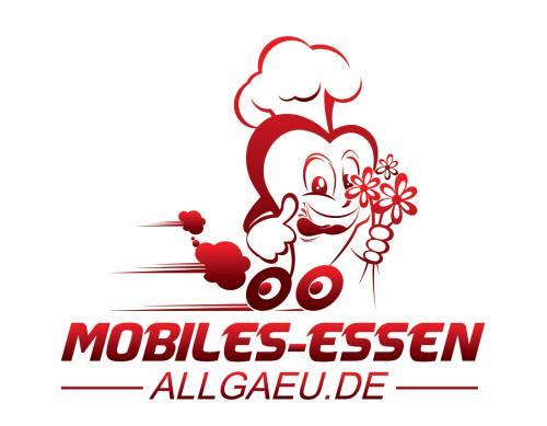 Logo-Design für mobilen Essensservice