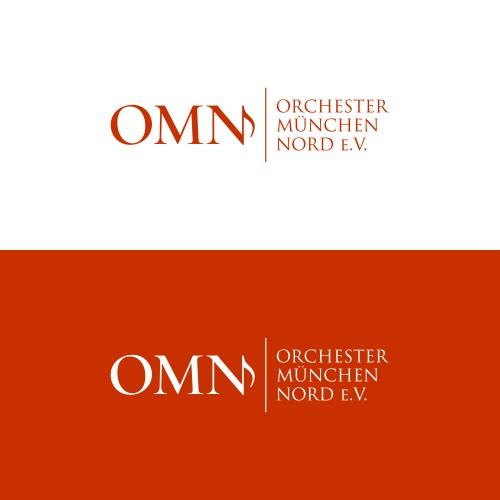 Logo-Design für ein Orchester