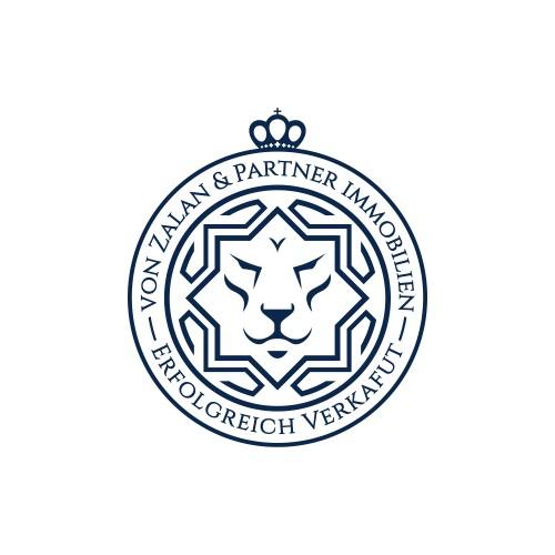 Logo-Design Immobilien Käufer und  Verkäufer