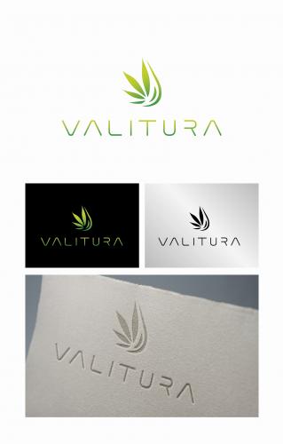 Logo-Design für  Nahrungsergänzungsmittel und legale Cannabisprodukte,