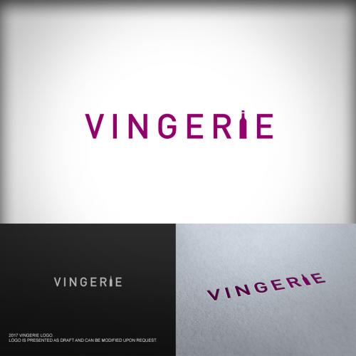 Logo-Design für Vingerie