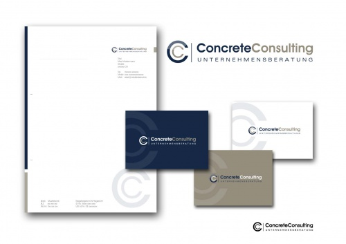 Unternehmensberatung bentigt een logo