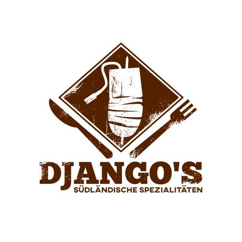 Logo-Design für DJANGO´S
