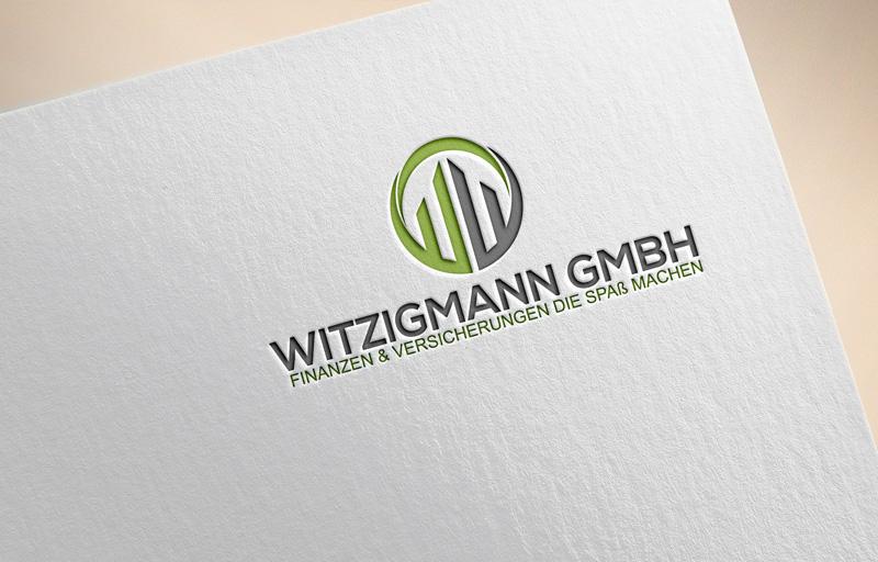 Logo Design Für Finanz Und Versicherungsmakler Logo