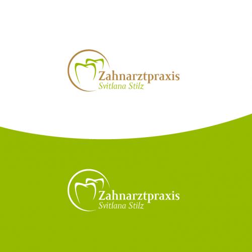 Logo für eine Zahnarztpraxis