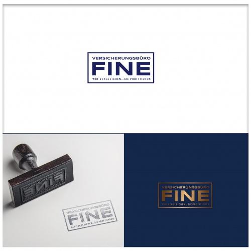 Logo-Design für Versicherungsbüro