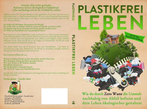Plastikfrei Buchdesign