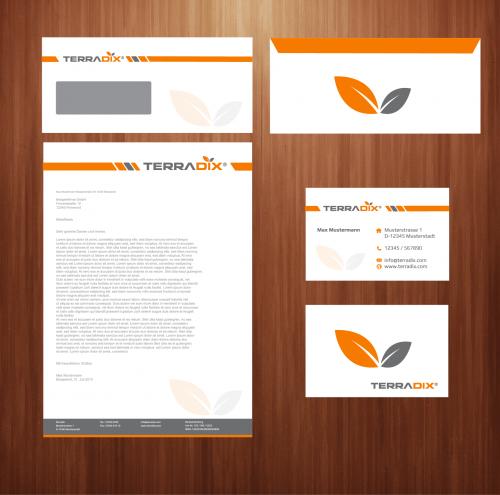 Corporate Design für innovatives Technologie-Startup