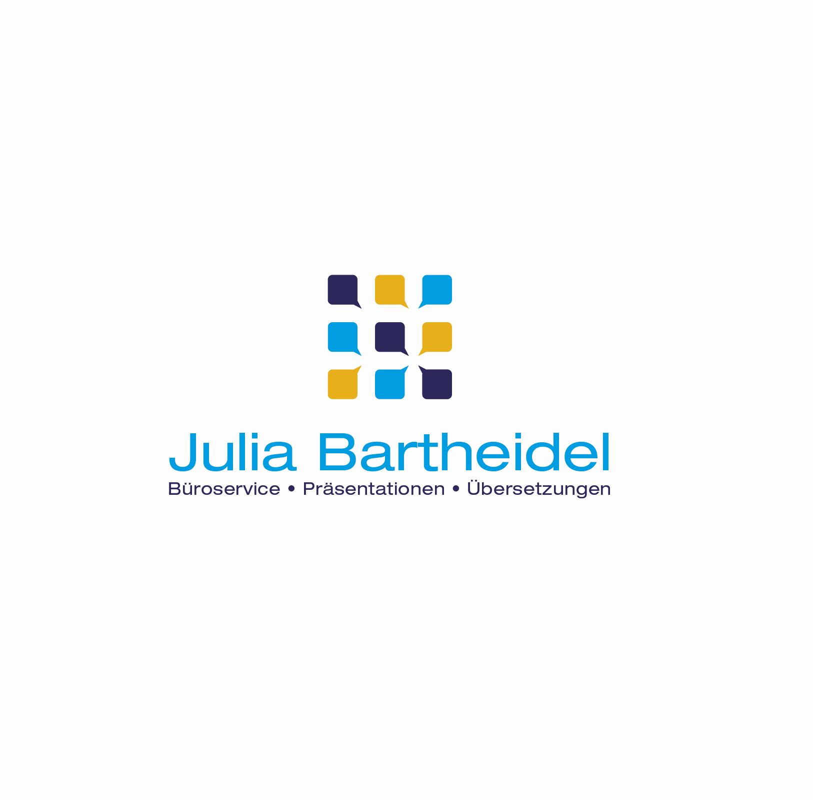 Logo & Visitenkarte für Büro- und Präsentations-Dienstleistungen sowie Übersetzungen