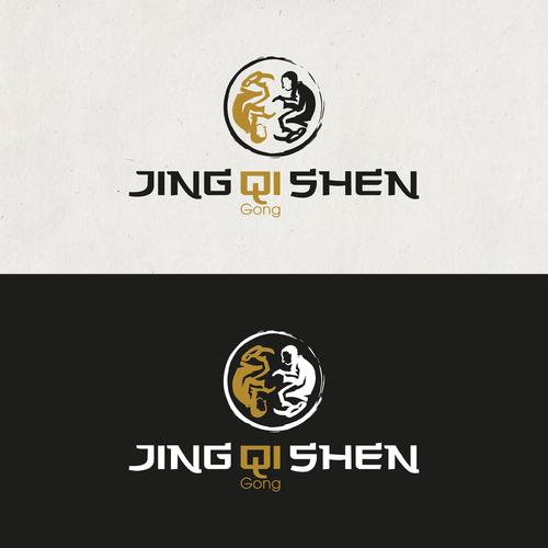 Logo-Design für Qi Gong & Meditation