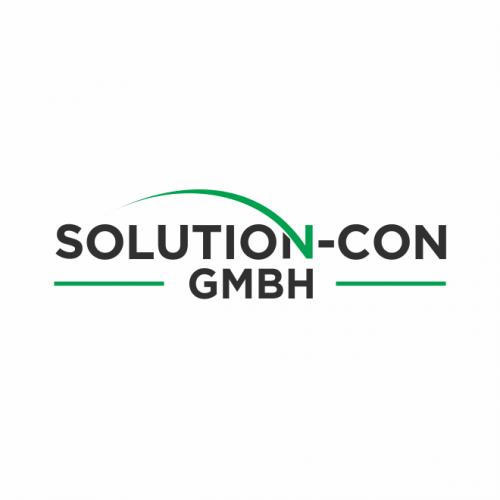 Logo-Design für Immobilien- und Büroservice