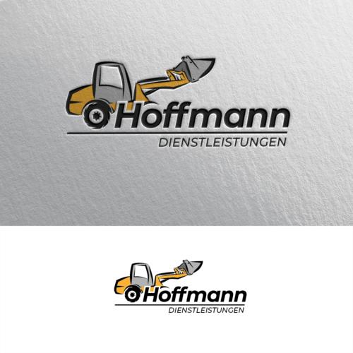 Logo-Design für Bau-Dienstleistungen