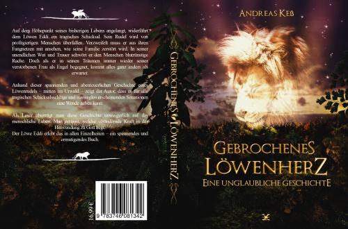Buchcover für Fantasieroman gesucht