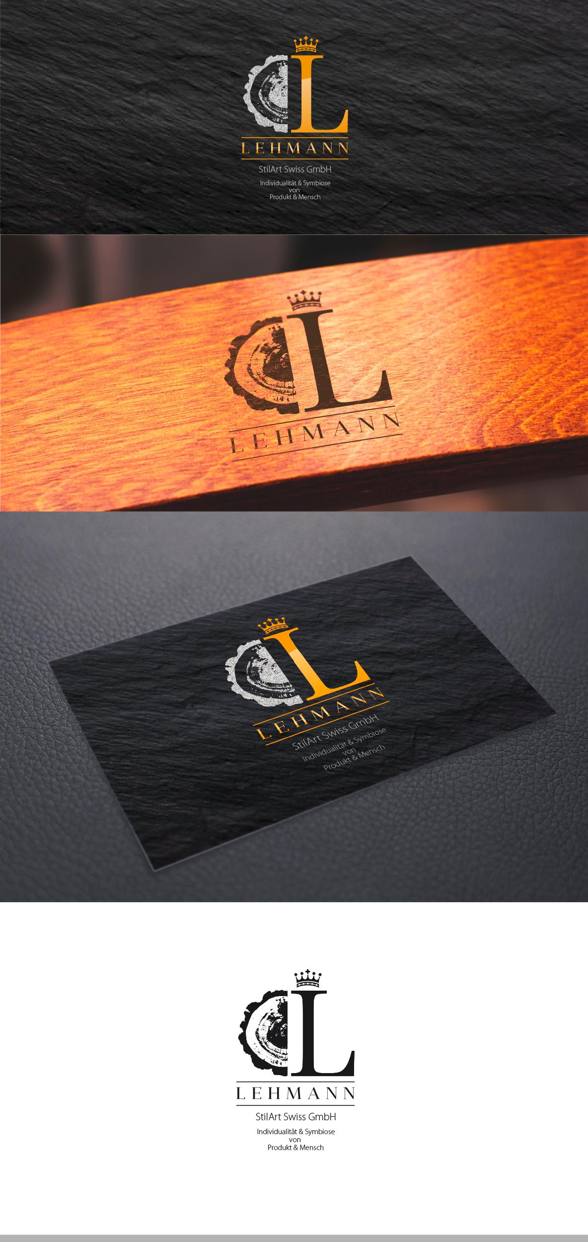 Logo Visitenkarten Design Für Kunsthandwerk Logo