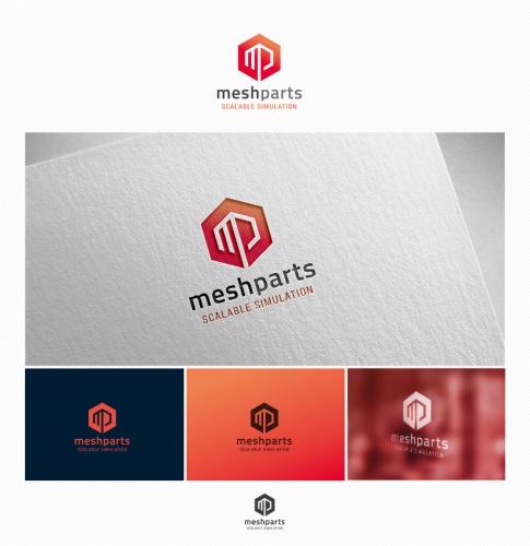 Logo-Design für Software-Entwickler im Bereich Maschinenbau