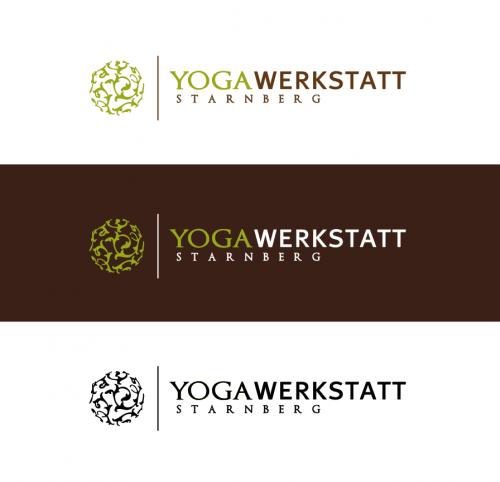 Logo für neues Yoga Studio