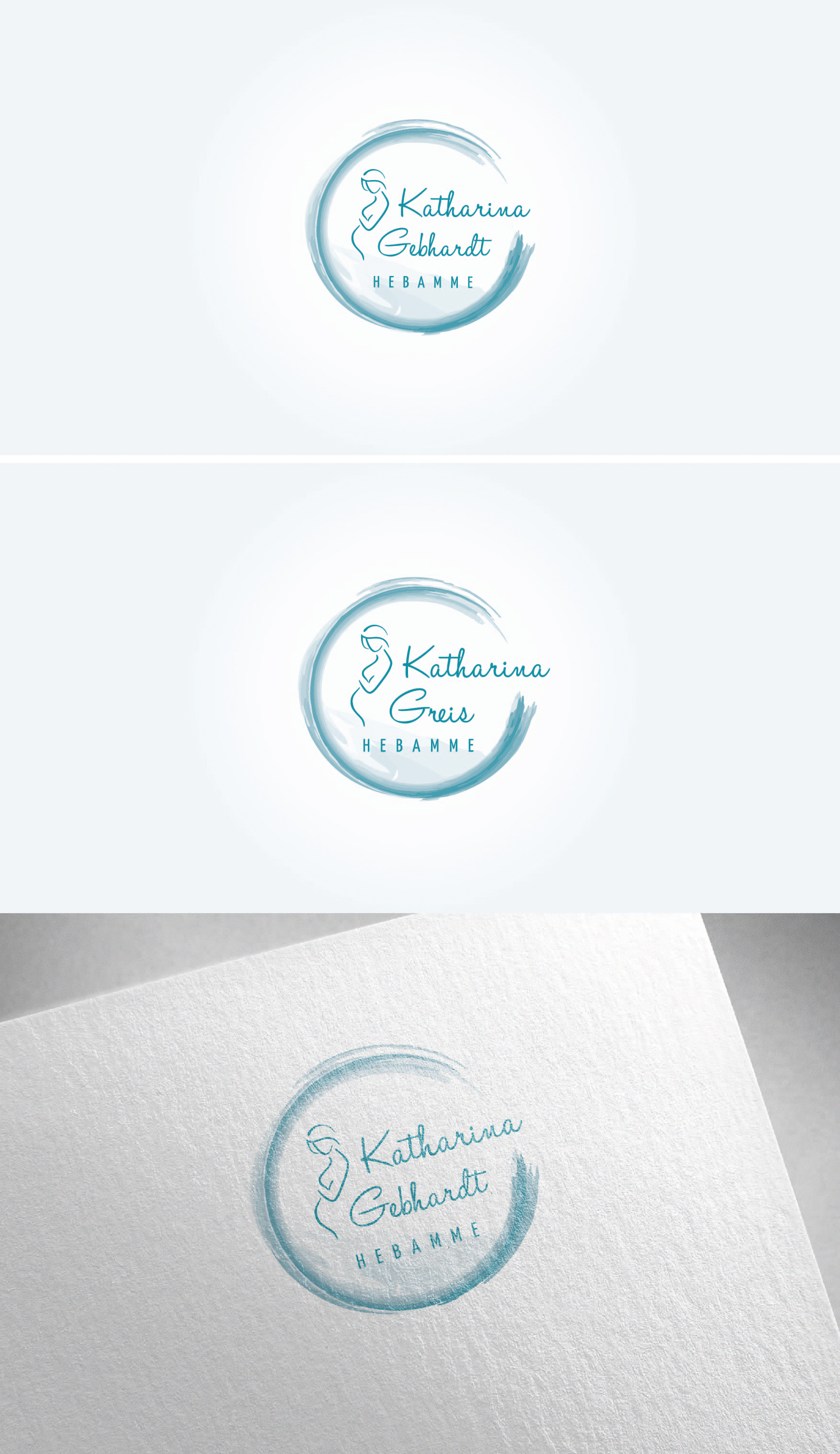 Logo Design Für Hebamme Corporate Design Designenlassen De