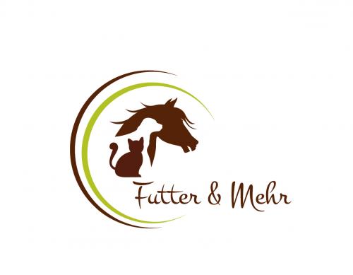 Logo-Design für Futtermittelgeschäft Tiere
