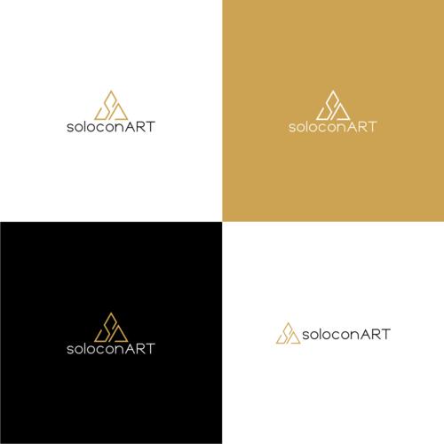 soloconART - Logo-Design