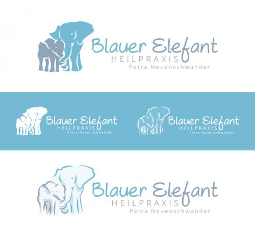 Heilpraxis sucht Logodesign
