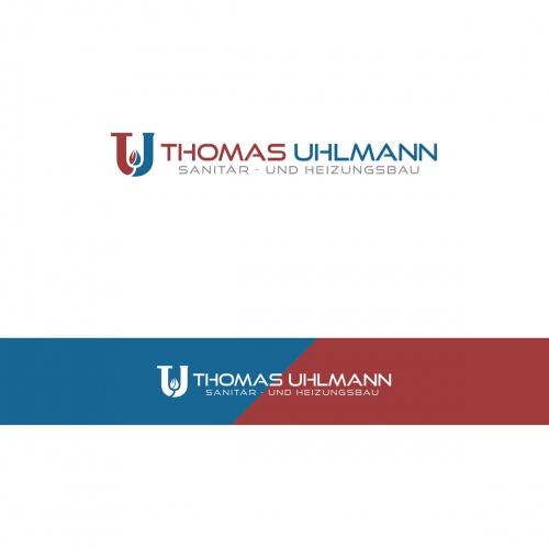 Logo-Design für Sanitär- und Heizungsbau Unternehmen
