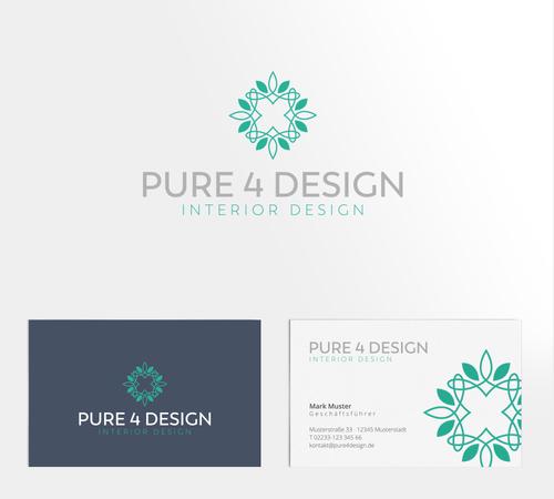 Logo-Design für Interior Design Firma