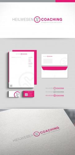 Corporate Design für HEILWESEN COACHING