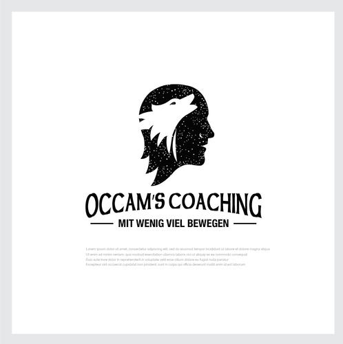 Mensch-Wolf Kopf für Coaching-Unternehmen gesucht!