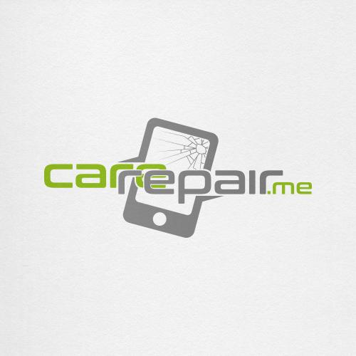 Logo-Design für Suche schickes Design für meine Firma carepair - Smartphone Reparatur