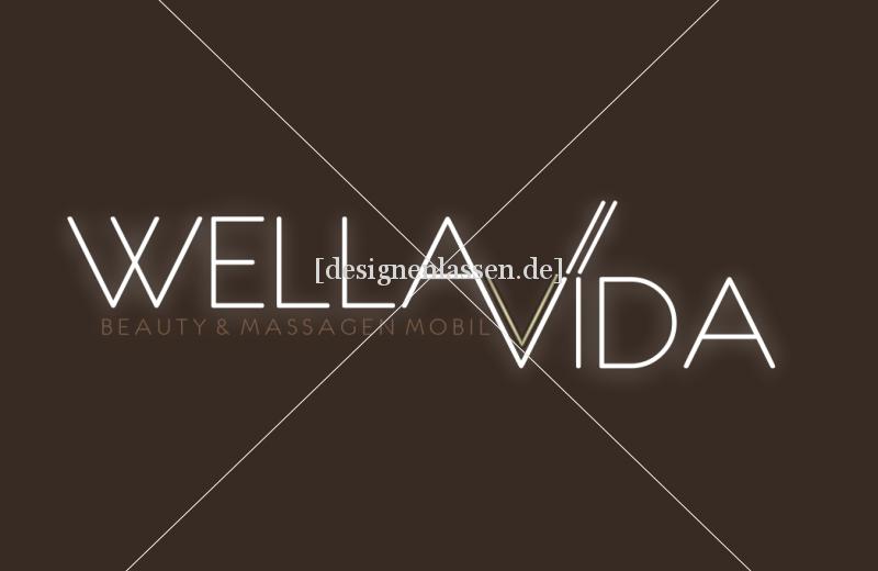 Logo Und Visitenkarten Für Mobile Kosmetik Logo Design